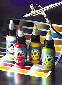 Air-Brush Pro-Color